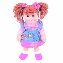 Melody Rag Doll Girl Traditional 35cm