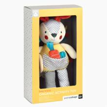 Developmental Soft Toy Bunny 0yrs + By Petit Collage