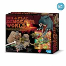 Dig And Play Dinosaur World 8+