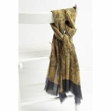 Dijon Wool Scarf By Jo Edwards