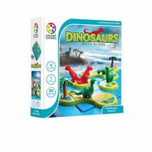 Dinosaurs - Mystic Islands Game By Smart Games 8+