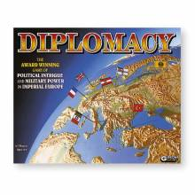 Diplomacy Boxed Game 12+