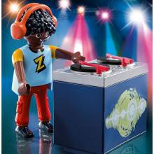DJ Special Plus Figurine Playmobil 5377