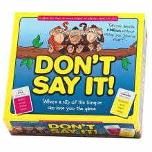Don't Say It! Game 6yr+