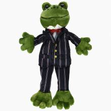 Dressed Animal FROG Puppet