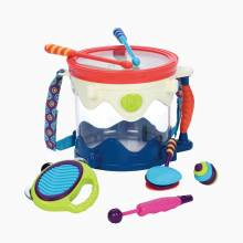 Drum Roll Please Musical Toy By B. Toys