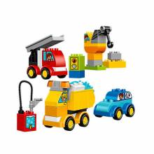 LEGO® DUPLO® My First Cars & Trucks 10816 Age 1.5-5