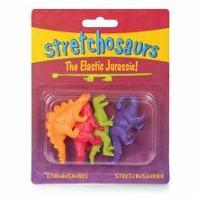 Stretchosaurs Pack Of Stretchy Dinosaurs