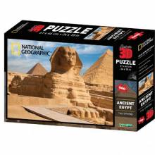 ANCIENT EGYPT Super 3D Puzzle 500pc National Geographic