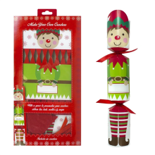 Pack Of 6 Make Your Own Elf Crackers