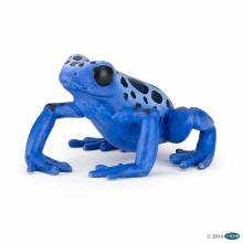 Equatorial Blue Frog PAPO WILD ANIMAL