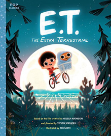 E.T. The Extra-Terrestrial (Pop Classics) Paperback Book