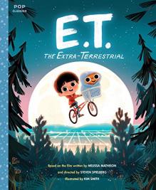E.T. The Extra-Terrestrial (Pop Classics) Paperback Book