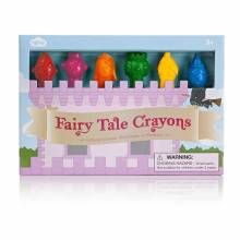 Fairy Tale Crayons 3+