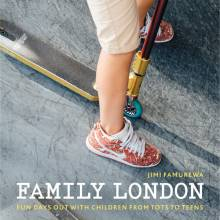 Family London Paperback Book By Jimi Famurewa