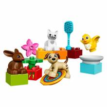 LEGO® DUPLO® Family Pets 10838 Age 2-5