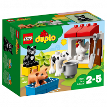 LEGO® DUPLO® Farm Animals 10870 Age 2-5