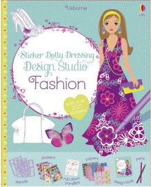 Dolly Dressing Design Studio - Fashion Sticker Book