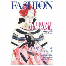 Fashion Face Off Trump Card Game 8+