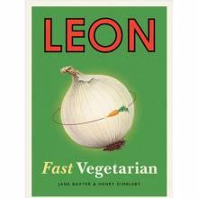 Leon Fast Vegetarian - Hardback Book