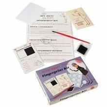 Secret Agent Fingerprint Kit