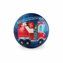 Fire Truck Ball 10cm