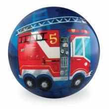 Fire Truck Ball 15cm