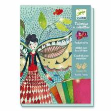 Fireflies Foil Pictures Set By Djeco 7-13yrs