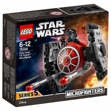 LEGO® Star Wars First Order TIE Fighter Microfighter 75194