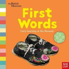 British Museum: First Words - Board Book