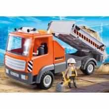 Flatbed Workman's Truck City Action Playmobil 6861