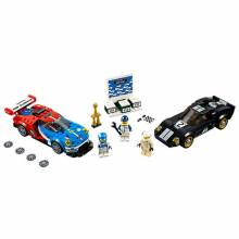 LEGO®  Speed Champions 2016 Ford GT & 1966 GT40 75881 7+