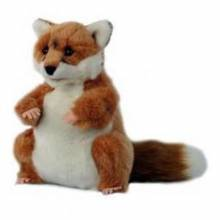 FOX Plump Glove Puppet European Wildlife