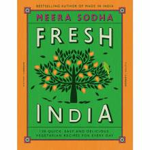 Fresh India Hardback Book By Meera Sodha