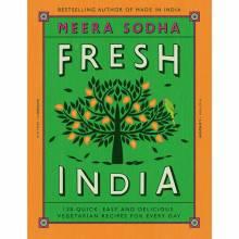 Fresh India Hardback Book By Meera Sodha