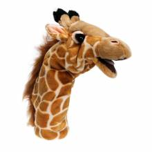 GIRAFFE Long Sleeved Glove Puppet