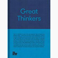 Great Thinkers - School Of Life Hardback Book