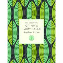 The Essential Grimm's Fairy Tales Paperback Book (elasticated)