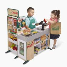 Fresh Mart Grocery Store By Melissa & Doug 3+