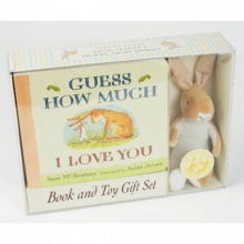 Guess How Much I Love You Book And Toy Set