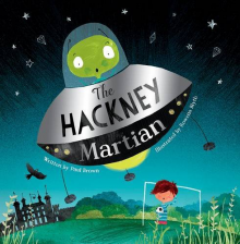 The Hackney Martian - Paperback Book