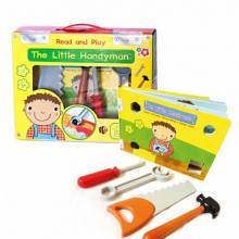 The Little Handyman Read And Play Boxed Set