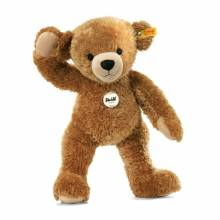 HAPPY Bear light brown 28cm Steiff