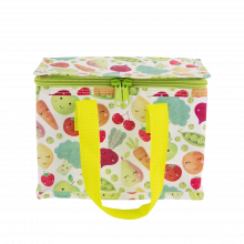 Happy Fruit & Veg Insulated Lunch Bag