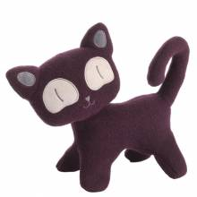 Hasumi Cat Purple Soft Toy 1yr+