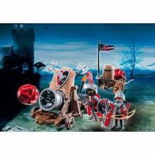 Hawk Knights' Battle Cannon Playmobil 6038