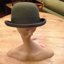 Head From Mannequin Very Long Neck