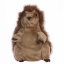 LAST FEW HEDGEHOG Plump Glove Puppet European Wildlife