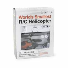 Worlds Smallest RC Helicopter Toy 8+