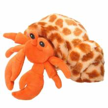 Hermit Crab With Shell 18cm Soft Toy Hug 'Ems 19467
